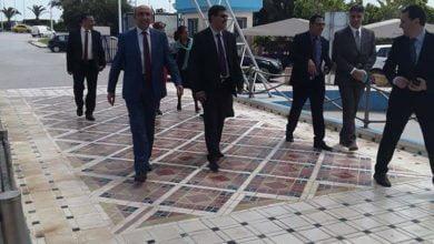 صورة CITET: وفد جزائري يزور المركز للتعاون مع المؤسسات البيئية
