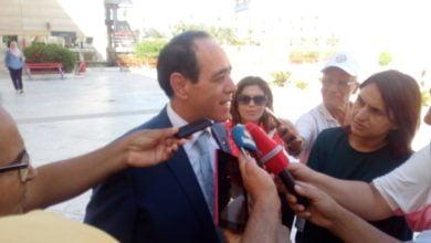 """صورة عبد الله الرابحي : """"لو لا السدود لكانت الكارثة العظمى في نابل"""