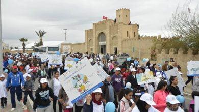 صورة شهر الماء بولايتي القيروان وسيدي بوزيد: تظاهرات وانشطة للأطفال للتربية على ترشيد الاستهلاك