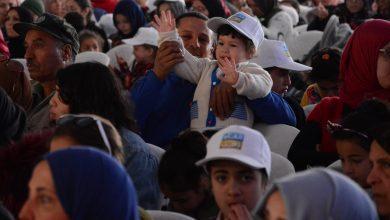 صورة مهرجان الماء:  الأطفال طرف فاعل للتغيير