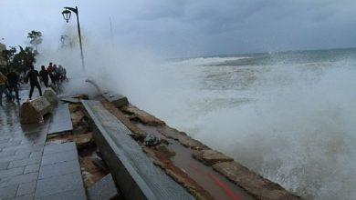 صورة تقلبات جوية منتظرة : وزارة الفلاحة تحذر البحارة