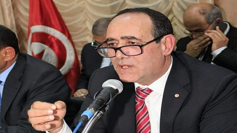 صورة عبد الله الرابحي يدعو البرلمان للتعجيل بالمصادقة على قانون مجلة المياه