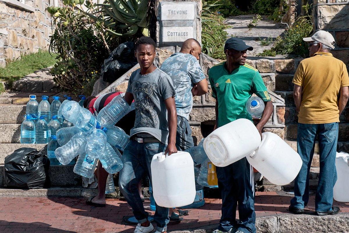 صورة Le monde se prépare à la guerre de l'eau