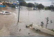 صورة خلية أزمة بولاية سوسة لمعالجة ارتفاع منسوب المياه