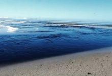Photo de Oued Meliane,  Des milliers de litres d'eau usée déversées chaque jour dans la Méditerranée