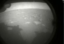 صورة الناسا تهبط بنجاح على سطح المريخ