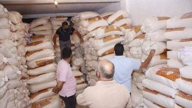 صورة (بالصور) – حجز مئات الأطنان من الشعير والعلف المدعمين في قفصة ..