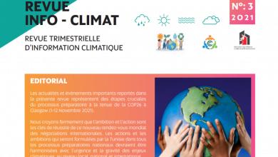 Photo de Pleins feux sur les efforts de la Tunisie et de la communauté internationale pour atténuer les effets des changements climatiques
