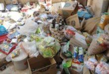 صورة فرق المراقبة الصحية تحجز 1.5 طن من المواد غير الصالحة للاستهلاك