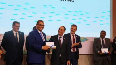 صورة الرابحي يشارك في اجتماع الوزراء المشرفين على الصيد البحري في المتوسط