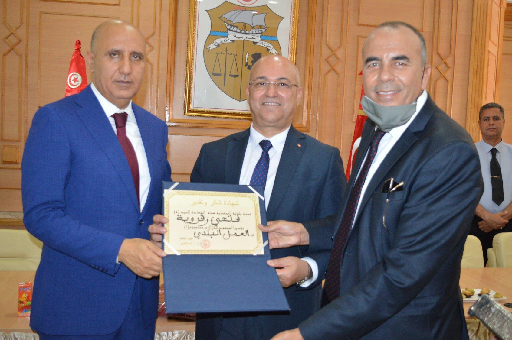 صورة فتحي زقروبة: مدير عام لمدينة العلوم بتونس
