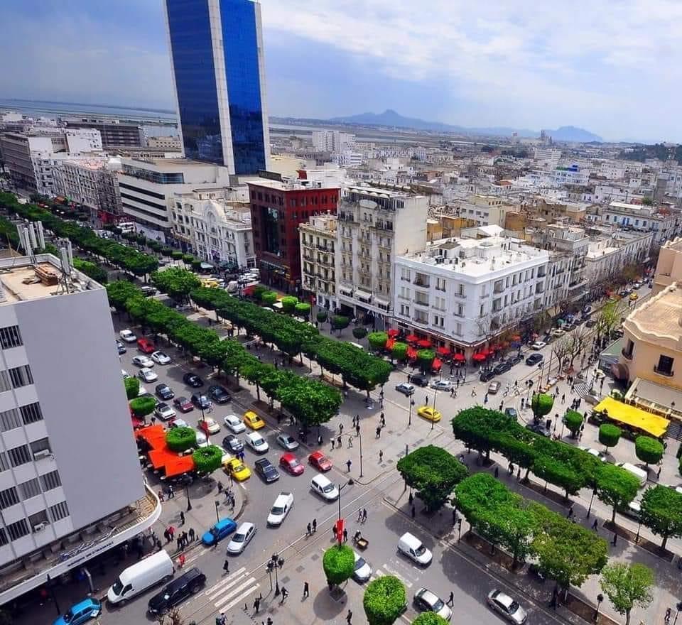 صورة صورة اليوم: من تونس العاصمة