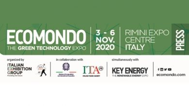صورة في إيطاليا : تونس تشارك في معرض دولي حول الطاقة والاقتصاد ورسكلة النفايات