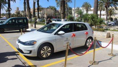 صورة المنستير تتحصل على سيارة كهربائية صديقة للبيئة