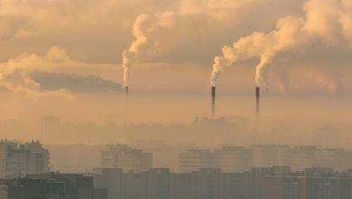 صورة ضحايا تلوث الهواء  في ارتفاع