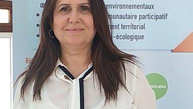 صورة منسقة مشروع مهنة المستشارين البيئيين في تونس٬ صلوحة بوزقرو: انطلاق الدفعة الاولى من برنامج تكوين نموذجي  للمستشارين البيئيين في شهر اكتوبر المقبل