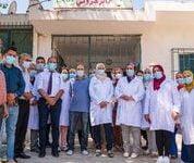 Photo de Lancement du premier parcours de soin coordonné dédié aux personnes âgées à risque de perte d'autonomie dans une structure de première ligne en Tunisie